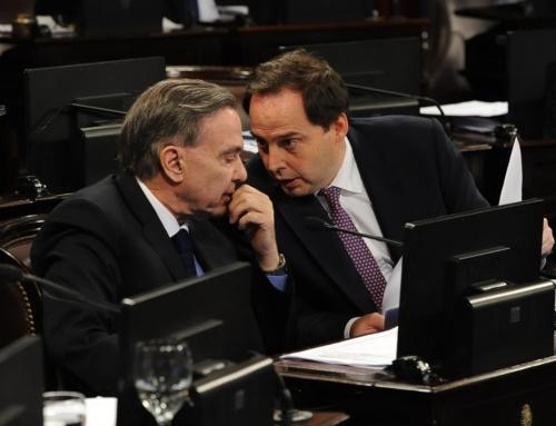 Los senadores discutieron la Ley de Lobby