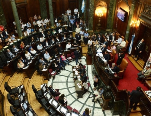 Sesión ordinaria, Legislatura Porteña