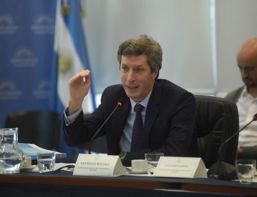El Secretario de Finanzas defendió el Presupuesto 2019