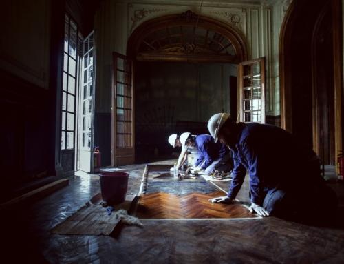 Avanza la restauración del Molino
