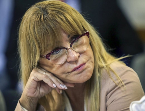 Cámara de Apelaciones confirmó la prisión preventiva de la diputada Ayala