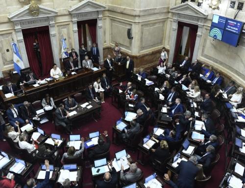 El Senado renovará un tercio de sus bancas