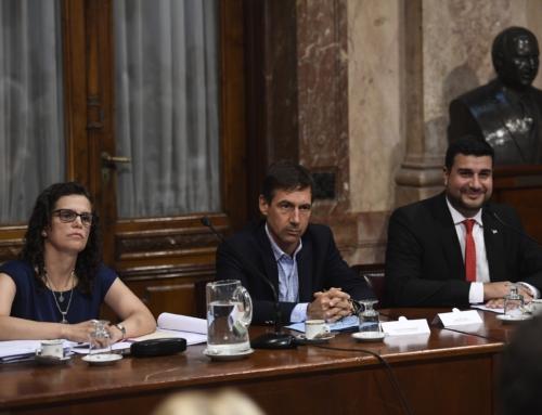 Reunión de la Comisión Bicameral Permanente de Trámite Legislativo