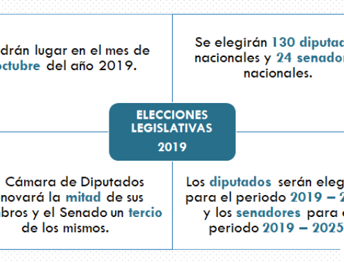 Elecciones legislativas 2019