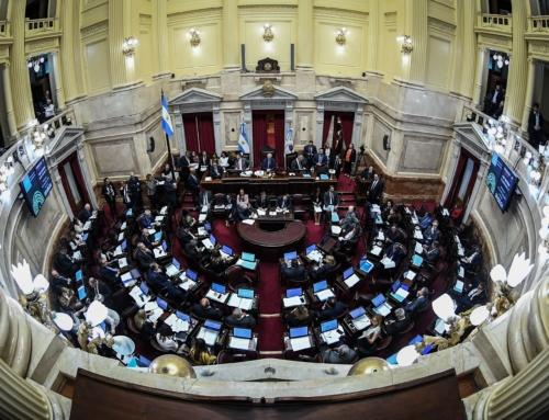 Se postergó el tratamiento de la Ley de Financiamiento de Partidos Políticos