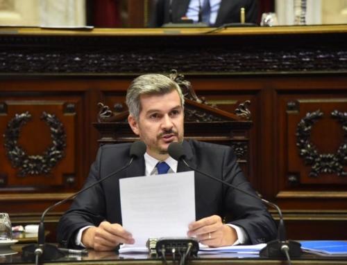 Informe de Gestión en la Cámara de Diputados