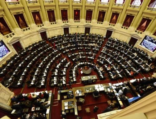 Se aprobó la Ley de Financiamiento de Partidos Políticos