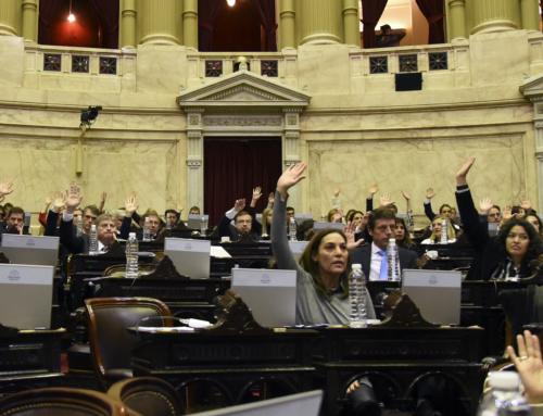 Diputados aprobó la designación de Graham como Defensora de Niñas, Niños y Adolescentes