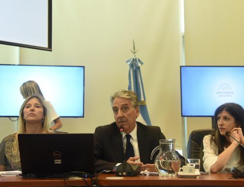 Avanzan los proyectos de Sostenibilidad de la Deuda Externa y Consenso Fiscal