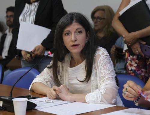 Fernanda Vallejos encabezará la comisión de Finanzas