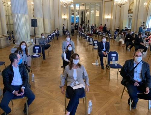 Sesión especial de la Legislatura Porteña