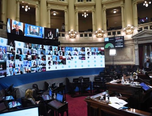 El Senado ratificó diez DNU y rechazó dos