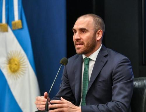 Exposición del Ministro de Economía Martín Guzmán en el Congreso Nacional