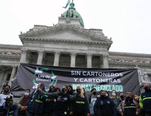 Webinario de la Global Alliance of Waste Pickers sobre Ley de Envases con inclusión social de la Federación Argentina de Cartoneros, Carreros y Recicladores (FACCyR)