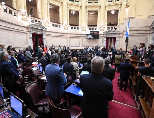 Vuelta a la presencialidad en el Honorable Senado de la Nación